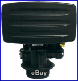 10% Resin Whole house Water Softener Meter Valve 64000 Grain. 1-6 persons home