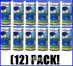 (12) Culligan R50-BBSA Whole House Sediment Water Filter Cartridge