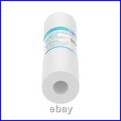1/5/10/20/25/50 Micron 10 x 2.5 PP Sediment Water Filter Whole House Cartridge