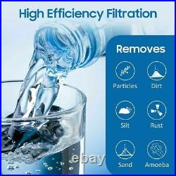 1/5/10/20 Micron 20 x 2.5 Sediment Water Filter Whole House Cartridge Replace
