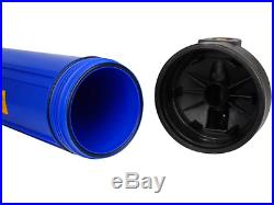 20 3 Stage Whole House Water Filter System, 3/4 Port High Flow Rate & Quality