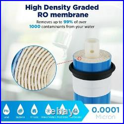 20 Pack 75G RO Membrane Water Filter Whole House Reverse Osmosis System Element