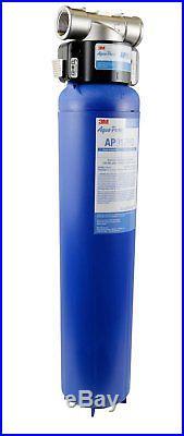 3M Aqua-Pure AP903 5 Micron Whole House Carbon Water Filtration System 1 NPT