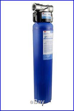 3M Aqua-Pure AP904 Scale Reduction Whole House Carbon Filtration System 1 NPT
