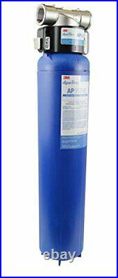 3M Aqua-Pure Whole House Sanitary Quick Change Water Filter System AP903, Red