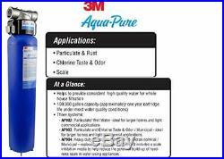3M Aqua-Pure Whole House Water Filtration System AP902 5621101 1 Per Case