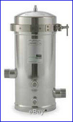 3M Whole House Large Diameter Stainless Steel Water Filter Housing SS4 EPE-316