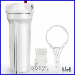 3 Set 20x4.5/10 x 4.5/ 10 x 2.5 Big Blue Whole House Water Filter System