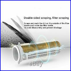 3 Stage Big Blue 20 Whole House System +String Wound +Sediment Water Pre Filter