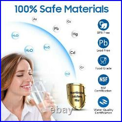 5 Micron 20x2.5 Sediment Water Filter Whole House Replacement 1-50 Pack