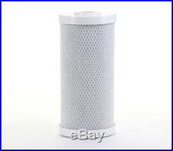 8 pc Big Blue 5m CB-45-1005 Whole House Carbon Block Water Filter CTO 4.5 x 10