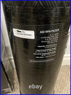 AO Smith 938433 Whole House Water Filter AO-WH-FILTER