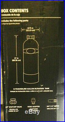 AO Smith 938433 Whole House Water Filter Clean Water From Every Faucet