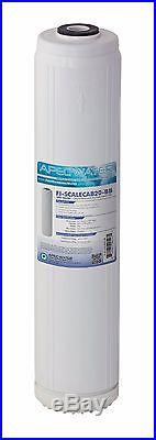 APEC 20 x 4.5 Big Blue Whole House Chlorine-Removal & Anti-Scale Hybrid Filter