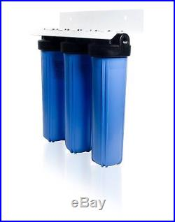 APEX MR-3020 Activated Alumina Fluoride Whole House Water Filtration System