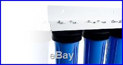 APEX MR-3030 Whole House Water Filtration System GAC & KDF 85 Process Medium