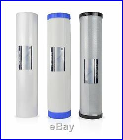 APEX RF-3030 Whole House Water Filtration System Replacement Filter Cartridges