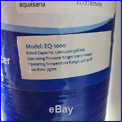 Aquasana 10 Year 1000000 Gallon Whole House Water Filter System Replacement Tank