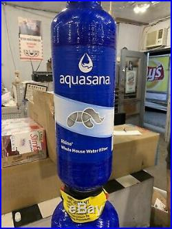 Aquasana 10-Year, 1,000,000 Gallon Whole House Water Filter, Brand New In Box