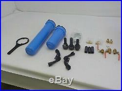 Aquasana 10-Year, 1,000,000-Gallon Whole House Water Filter Installation Kit