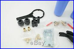 Aquasana 10-Year EQ-1000-AST-AMZN Whole House Water Filter Install Kit FOR PARTS