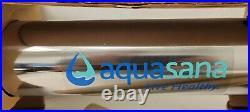 Aquasana AQ-UV-10C Whole house UV filter, Chrome
