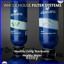 Aquasana EQ-1000R Replacement Tank for Whole House Water Filter System