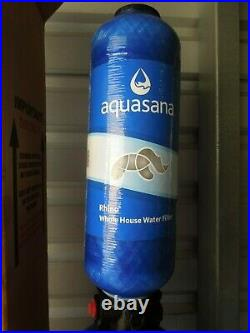 Aquasana EQ-1000R Tank for 10yr, 1,000,000 Gal Whole House Water Filter System
