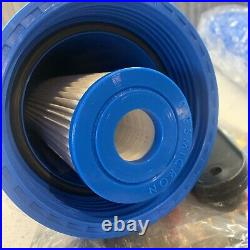 Aquasana EQ-1000 10-Year, 1,000,000 Gallon Whole House Water Pro Install Kit