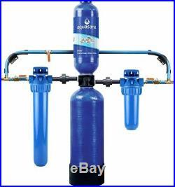 Aquasana EQ-1000 10 yr Whole House Water Filter System