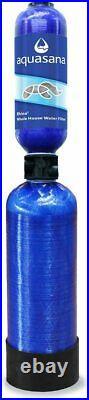 Aquasana EQ-1000 Tank for 10yr, 1,000,000 Gal Whole House Water Filter System
