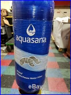 Aquasana EQ-1000 Whole House Water Filter, 1,000,000 Gallon FREE US SHIPPING
