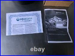 Aquasana EQ-AST-WH 600,000 Gallon Whole House Salt Free Tank NEW IN BOX