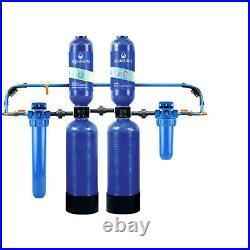 Aquasana EQ-WELL-UV-PRO-AST Whole House Water Filter System 500000 GAL