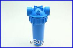 Aquasana EQ-WELL-UV-PRO-AST Whole House Water Filter System 500000 Gl READ NOTES
