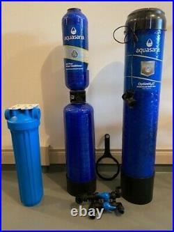 Aquasana OptimH20 Whole House Water Filter System 1,000,000,000 Gal