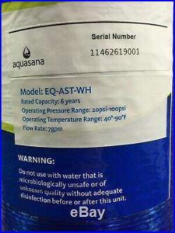 Aquasana Replacement 600,000 Gal. Whole House Salt-Free Water Conditioner