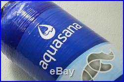 Aquasana Replacement Tank 300000 Gallon Whole House Water Filter System Blue