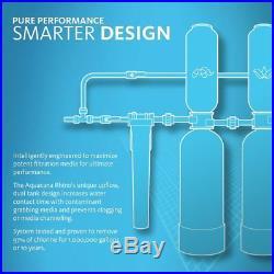 Aquasana Rhino 10-Year 1 Million Gal Whole House Water Filter Salt-Free Softener