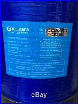 Aquasana Rhino EQ-WELL-UV 5YR 500,000 Gal Replacement Whole House Water Filter