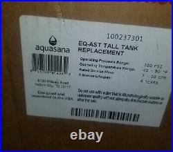 Aquasana Simply Soft Whole House Descaler EQ-AST tall tank replacement New