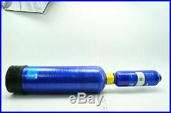 Aquasana THD-300 3 Year 300000 Gallon Whole House Water Descaler Filter Blue