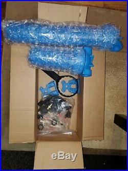 Aquasana Whole House Water Filter Pro Install Kit New