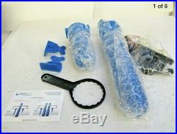Aquasana Whole House Water Filter Pro Install Kit Open Box