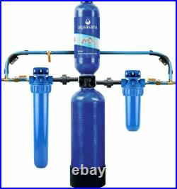 Aquasana Whole House Water Filter System Carbon & KDF 1,000,000 Gl EQ-1000