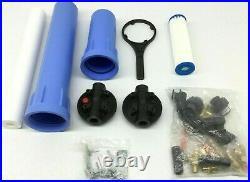 Aquasana Whole House Water Filter System, EQ-1000 NEW