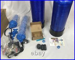 Aquasana Whole House Water Filter System Salt-Free, Carbon, 1,000,000 Gal