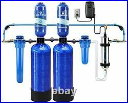 Aquasana Whole House Well Water Filter System Water Softener Alternative