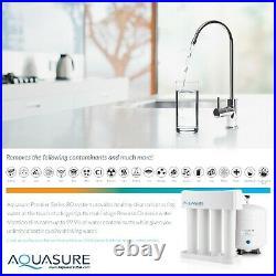 Aquasure 32,000 Grains Water Softener 75 GPD Reverse Osmosis Whole House Filter