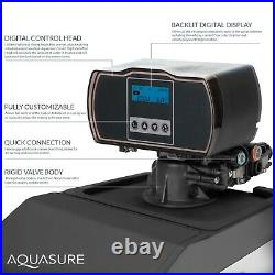 Aquasure Harmony Lite All-In-One Water Softener withTriple Purpose Pre-Filter